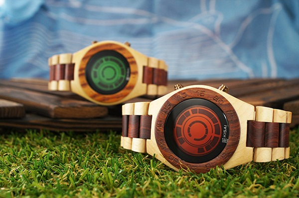 TokyoFlash Rogue and Stencil Wood Watches – Woodn't that be lovely?