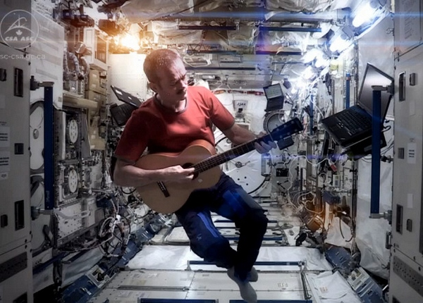 Space Oddity – without question the greatest Bowie cover ever recorded