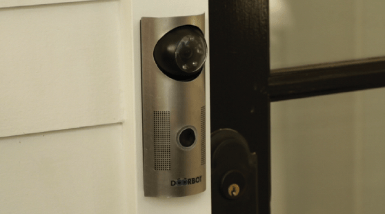 The Doorbot – I heard a rapping, tapping at my door
