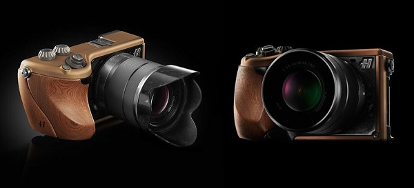 Hasselblad Lunar Mahogany Camera is for those that like to spend money