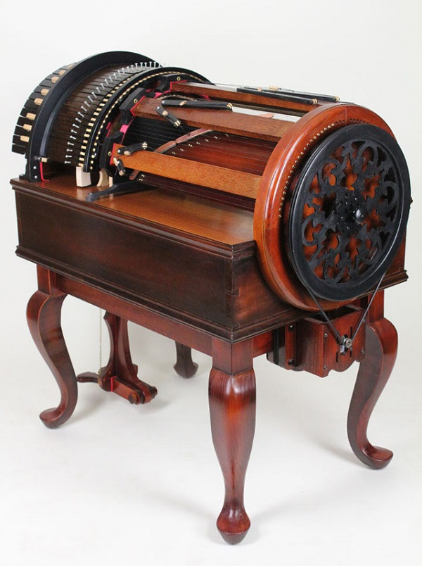 The Wheelharp – just when you thought you'd seen it all