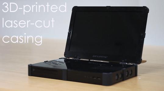 Darkmatter Xbox Laptop provides a hacker-friendly gaming platform