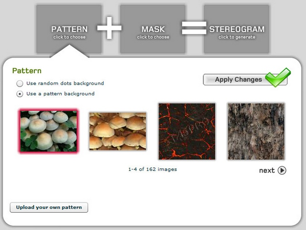 Make Your Own Stereogram – amaze friends and family with your very own optical magic