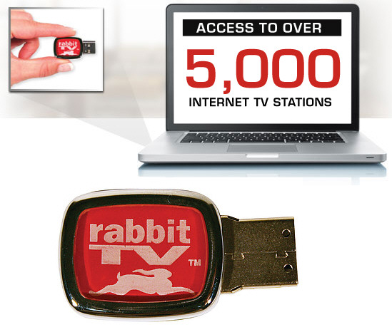 Rabbit TV – carefully curated Internet media or just a tacky scam in action?