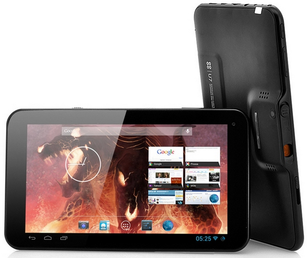 U7 Projector Tablet – world's first projector tablet beams your stuff anywhere