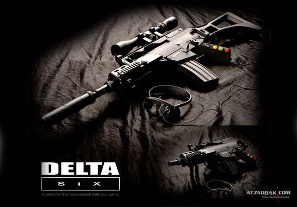 The Delta Six controller will change the way you game