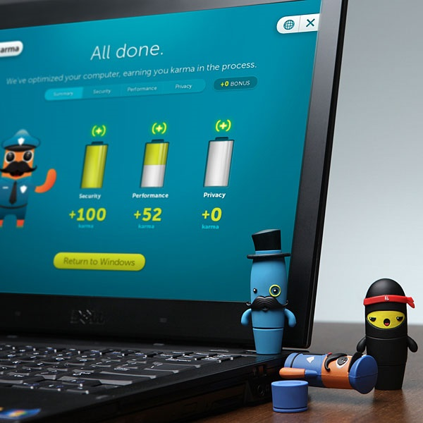 Jumpshot USB Drive will let you enjoy family time without having to fix a single computer