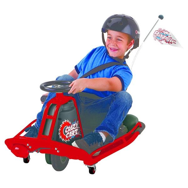 Razor Crazy Cart – Real life Mario Kart anyone?