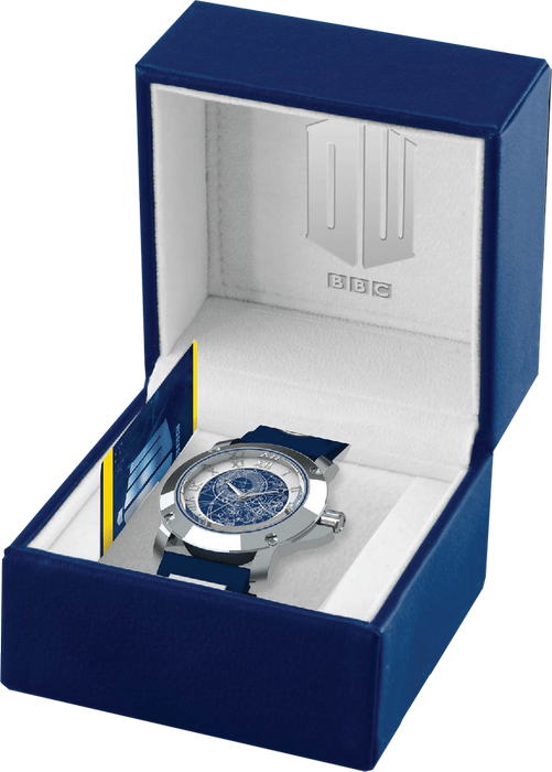 Doctor Who Collector's Watch is the epitome of geek chic