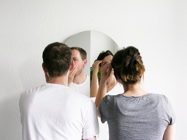 Mirror 180 won't waste any space
