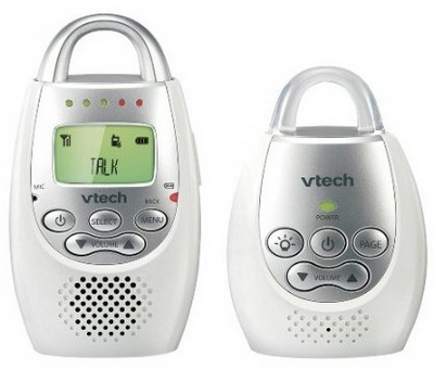 vtechbabymonitor 1 Top 10 Tech Tips For Surviving Your New Baby