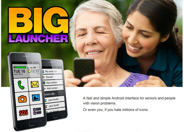 Big Launcher – do we really need such a complex interface on our smartphones? Maybe not. [Freeware]