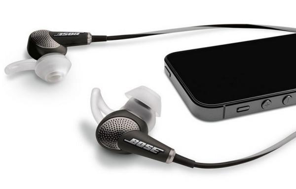 Bose QuietComfort 20i – the best in-ear headphones money can buy?