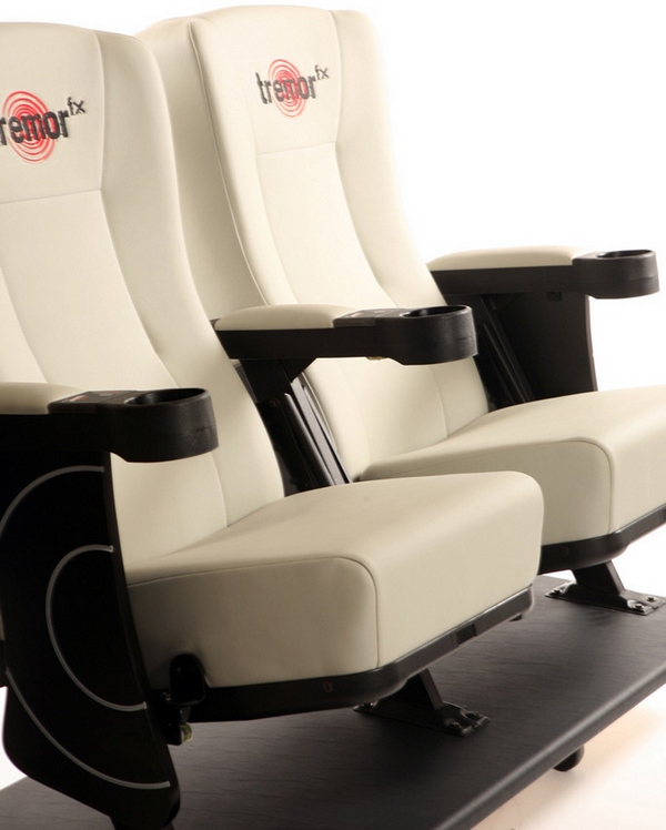 Tremor FX – new vibrating seat system should rock your boat in your own living room