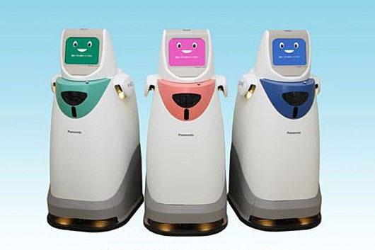HOSPI-R Drug Delivery Robot – Is a bedside manner programmed in?