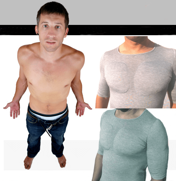 FunkyBod – the muscle enhancing undershirt for men