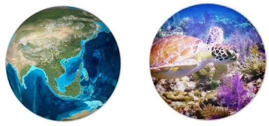 The Wordeye – a globe for the 21st Century