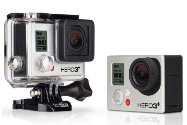 GoPro Hero3+ Black Edition – new model will make you want to hug a lion right NOW [Video]
