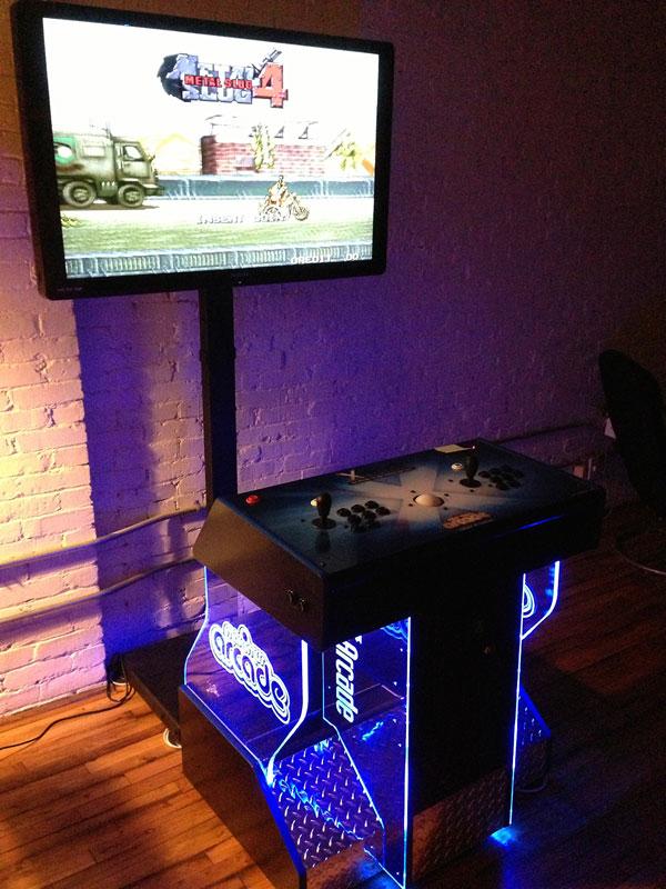 Arcade2TV Showcase With 250+ Arcade Classics