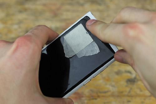 How to fix a cracked smartphone screen 6
