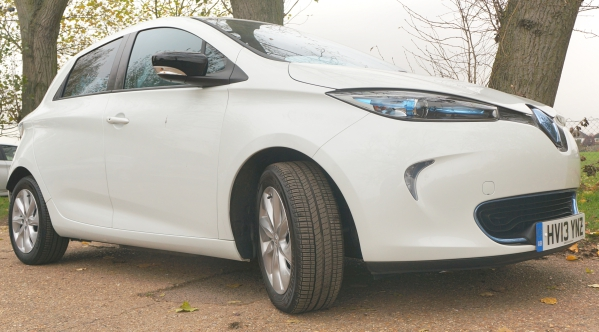 Renault Zoe – this zippy fun electric car points to the future of motoring [Review]