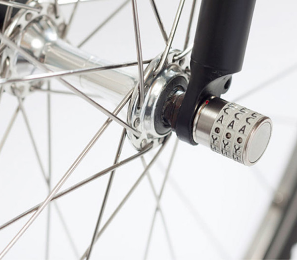 Sphyke C3N – say goodbye to wheel and seat thieves