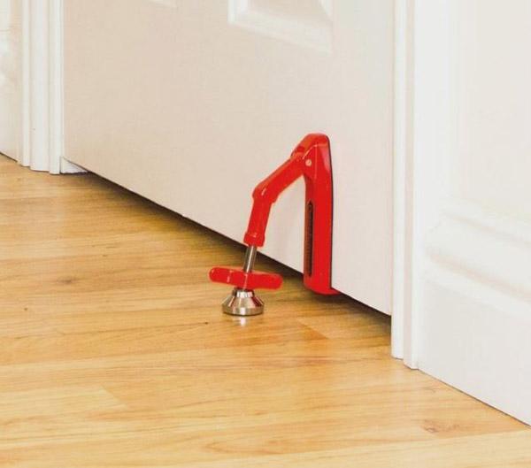 Portable Door Jammer – When locks aren't enough