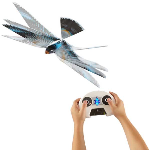 RC Flying Bird – It seems so real you might try to feed it