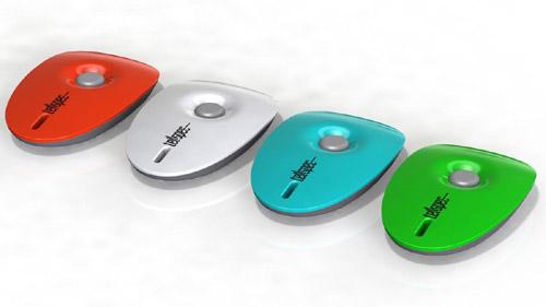 TellSpec Food Scanner Colors