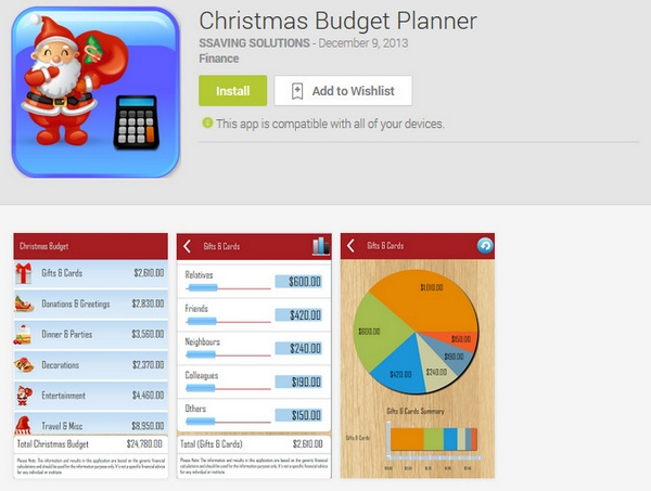 christmasbudgetcalculator
