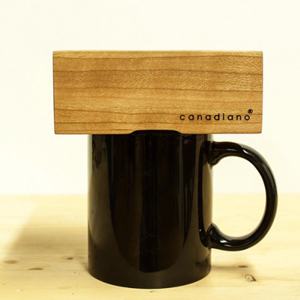 Canadiano Coffee Brewer Canadiano Coffee Brewer   Absorbing previous cups to flavor future cups