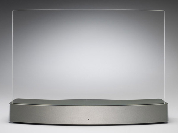 Clio Invisible Speaker
