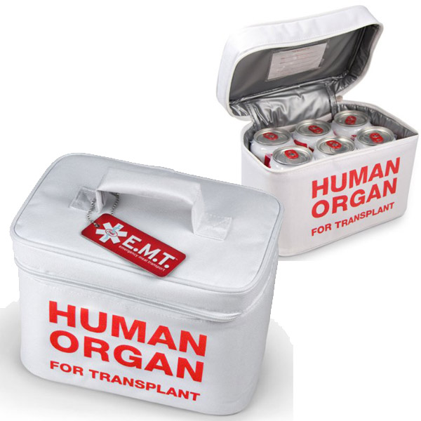 Emergency Meal Transport – You might earn the nickname 'cannibal' but at least your food will be safe