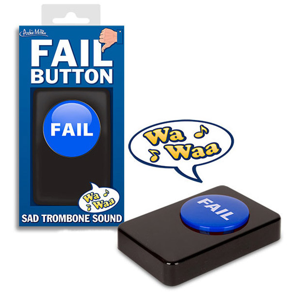 Fail Button – Celebrate failure successfully