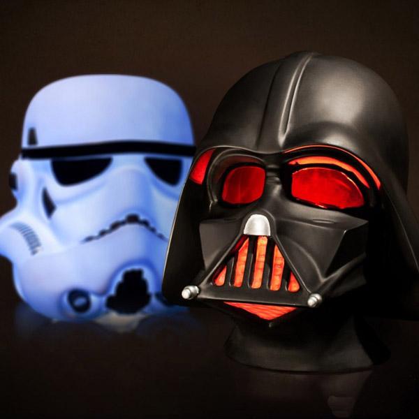 Star Wars Mood Lights – Let the Dark Side light your way