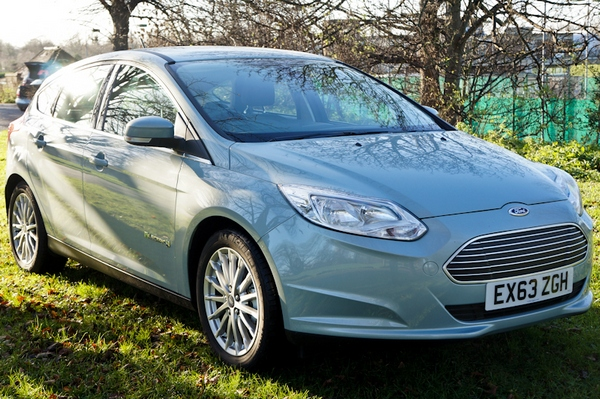 Ford Focus EV – stylish all electric joins the fray [Review]