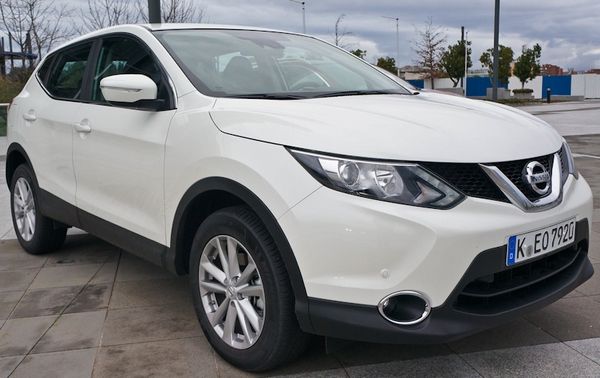 Nissan Qashqai 2014 Diesel – 74 mpg, auto parking and more tech than a space shuttle [Review]