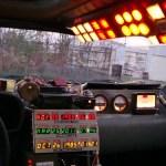 Back to the Future 1981 Delorean Time Machine Interior Front
