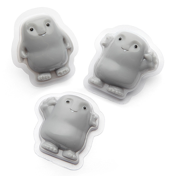 Doctor Who Adipose Science Putties – Toys based on intelligent body fat. It's a Time Lord thing.