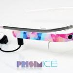 Google Glass Skins Prism Ice