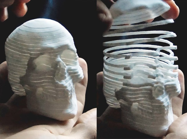 Mortal Coil – A Slinky with a macabre twist