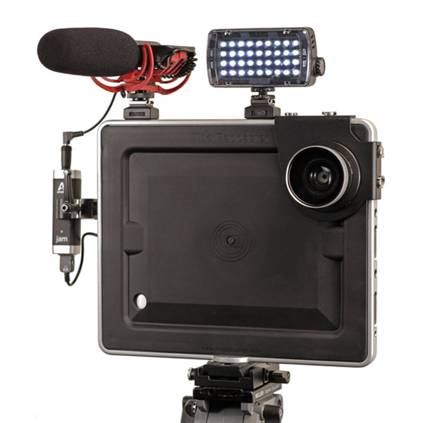 Padcaster – Transform your iPad into a film-making beast