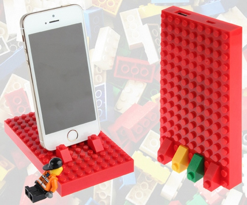 legopowerbrick3 LEGO Power Brick 4200mAh Charger   show people exactly what you think of all this high tech worship