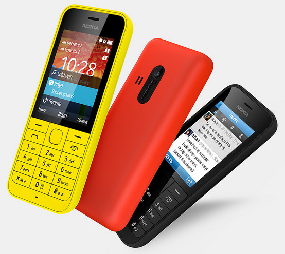 Nokia 220 – Hold the press. STOP. Old campaigner strikes back. STOP. Battle for mobile heats up again. END