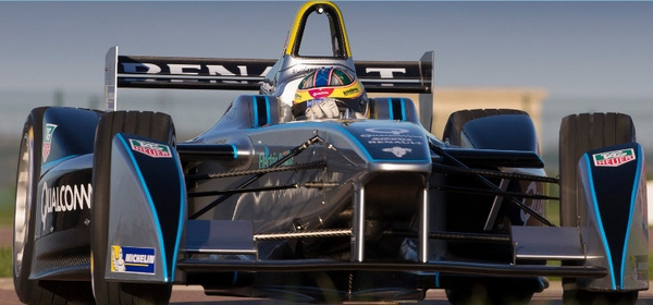 Formula E set to take off – all electric racing to rival Formula One, but silently…
