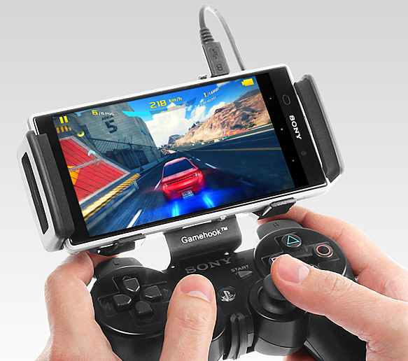 Gamehook GH101 – your Android phone and Sony Dualshock 3 controller in perfect harmony