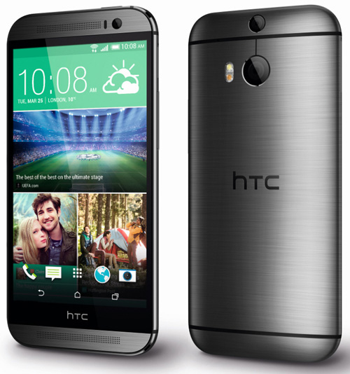 HTC One M8 first look – gorgeous looking Android ultra handset [Review]
