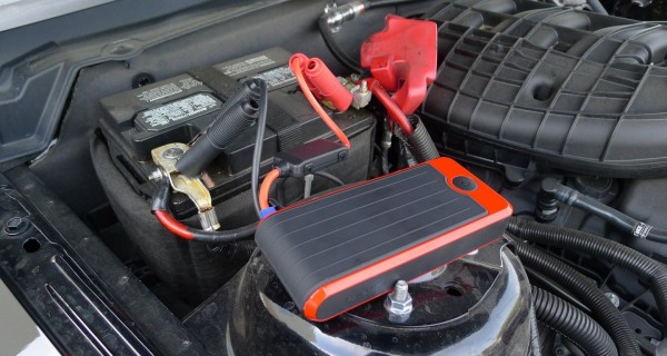 PowerAll Portable Charger – charge your devices or jump start your car with this gadget