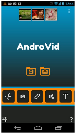 AndroVid Video Editor – a surprisingly good free video editing app for your phone [Freeware]