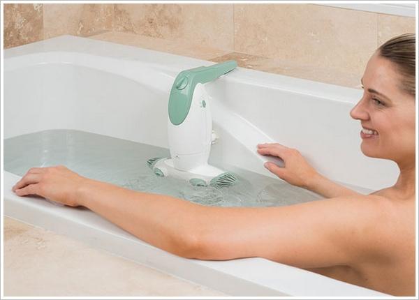 Dual Jet Bath Spa – turn your bath into a bubble filled Jacuzzi fest